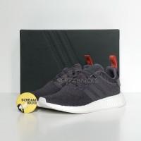Jual Adidas NMD CS1 Primeknit Light Solid Grey Three White Gum Original Kota Tangerang Selatan ranz_sneakershop | Tokopedia