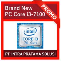 Komputer / PC - Personal Computer / Core i3 7100