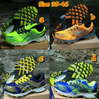 Sepatu Pria Asics Gel Sport Shoes / Voli / Running