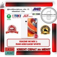 Xiaomi Mi Mix 2 8GB 128GB White LIMITED STOCK - Cash dan Kredit Cepat