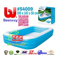 Kolam Renang Bestway 54009 Mainan Edukasi Anak Mandi Bola SNI