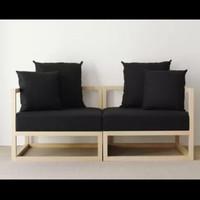 CUBIX SERIES - Kursi Tamu Sofa Modern Minimalis (AC,AC) - XIONCO