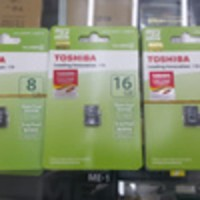 MICRO SD CARD TOSHIBA 16gb 1000% ORIGINAL, GARANSI LIFE Limited