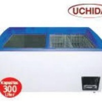 BEST PRO Freezer Box Sliding Glass 300 liter Uchida UFH 300C
