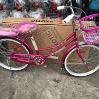 Sepeda Mini Keranjang 24 Exotic 9788-2