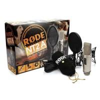 A29215 Rode NT2-A Multi-Pattern Dual 1 & Condenser Microphone