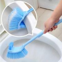 Sikat Kloset Toilet / Sikat WC Unik / Sikat Kamar Mandi Panjang - X450