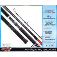 Joran Jigging MAGURO KING VIPER III PE 6  untuk Mancing Laut Jigging