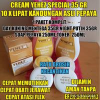 Harga produk terlaris cream yehez bpom 35gr emboss atas dan bawah   Pembandingharga.com