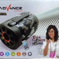 SPEAKER ADVANCE TP-700 - MICRO SD-USB-AUX-RADIO