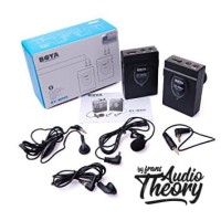 Wireless Lavalier Microphone Boya BY-WM5 For DSLR Camera / Camcorder