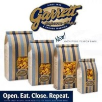 PRE ORDER. Popcorn GARRETT Large Chicago Mix/Caramel Crisp/CheeseCorn