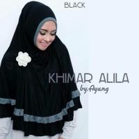 JUAL Hijab Jilbab Syari Instant Khimar Alila