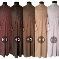 Gamis/Jubah Pria - Jubah Al Haramain - Original Brand - Jubah Arab
