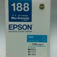 Epson ink catridge T1882 - T1884 Printer WF 7611 Part Printer