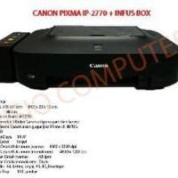 Printer Canon IP 2770 Plus infus box Part Printer