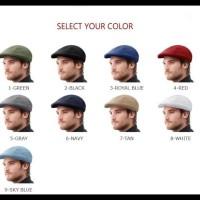 (Big Sale!!!) Topi Pet Topipet Newsboy Snapback Cap Hat Fedora Polos