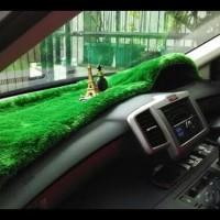 Murah Banget - Karpet Bulu Dashboard Mobil