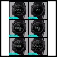 Stok Update! Skmei Compass 1231 Original - Jam Tangan Pria Sport