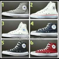 Harga Khusus ! Sepatu Converse All Star Hi High Grade Original