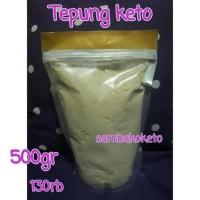Harga Tepung Keto Travelbon.com