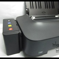 (Produk Baru!!) Printer Canon Ip 2770 Ip2770 Inkjet + Infus Tabung !