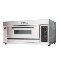 Mesin Oven Gas Pemanggang Roti GETRA RFL 12SS / 1 Deck 2 Loyang