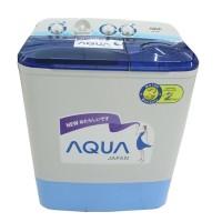 Mesin Cuci AQUA 2 Tabung QW-770XT