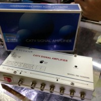 Penguat sinyal TV Merk MATRIX.Biasa untuk TV Kabel di H PROMO