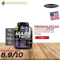 Muscletech Mass Tech Gainer Performance 7 Lbs / 7lbs 7lb Masstech