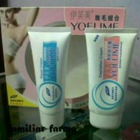Cream Perontok Bulu Rambut Tangan Dan Kaki - Youfume Cream