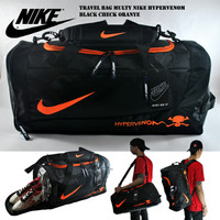 travelbag nike with shoes case tas bola cowok hypervenom