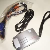 Baru ! Converter VGA to Jack Video RC dan Video S