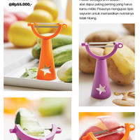 Peeler Tupperware (Pengupas Buah / Kentang / Wortel)