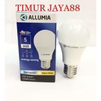 LAMPU LED ALLUMIA BUKAN LED PHILIPS 5 WATT 5W 5WATT 5 W BOHLAM LED