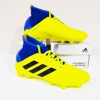 SEPATU BOLA Adidas Predator Boots 18 FG Grade Ori (Stabiow Blue)