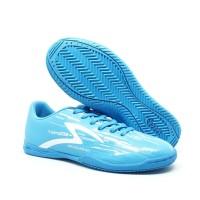 Sepatu Futsal Specs 400664 Accelerator Lightspeed In Jr Blue White