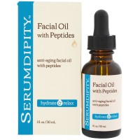 Madre Labs, Serumdipity, Anti-Aging Facial Oil with Peptides,