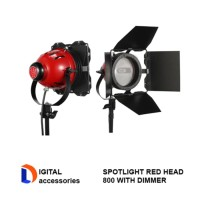 Lampu Dimmer Red Head 800 Watt