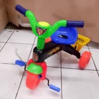 Sepeda Anak Roda Tiga Plastik Murah