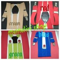Suspender remaja s/d dewasa berbagai pilihan warna