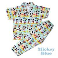 Piyama Junior Baju Tidur Anak Usia 5-10 tahun ECERAN Pajamas