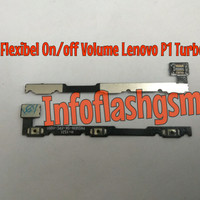 Flexibel Flexible On/off Volume Power Swith Lenovo Vibe P1 / Turbo Ori