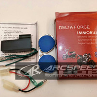 immobilizer Alarm Motor Deltaforce Nmax 155