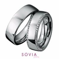 cincin nikah platina style