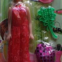 Mainan Barbie Fashion Style