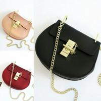 UT1856 - 1859 sabit jelly matte tas import bag batam/sling bag/pesta