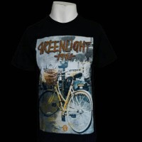 Kaos Distro GreenLight Grosir