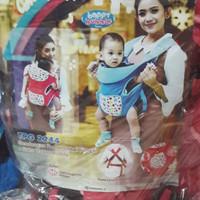 SNOBBY Gendongan baby  Ransel saku motif bubble