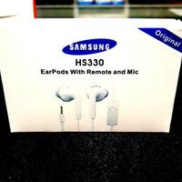 MURAH Handsfree Samsung HS330 Earphone untuk J1 J2 J5 J7 A8 Pro Prime